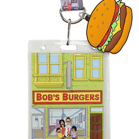 Bob's Burgers Business Lanyard