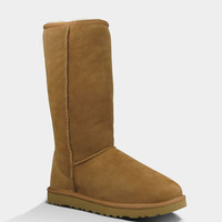 Ugg Classic Tall Womens Boots Chestnut  In Sizes