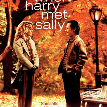 When Harry Met Sally 11x17 Movie Poster (1989)