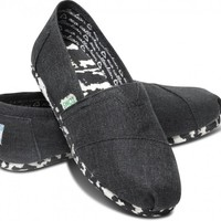 Black Earthwise PLUSfoam Vegan Youth Classics