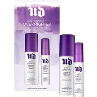 All Nighter Overnighter Full-Size/Travel-Size Makeup Setting Spray Duo