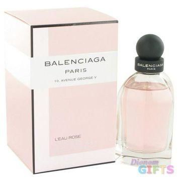 balenciaga paris l eau rose by balenciaga eau de toilette spray 2 5 oz 2