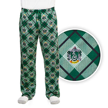 Harry Potter House Plaid Lounge Pants