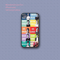 Magcon Boys Full - Print on hard cover for iPhone case and Samsung Galaxy case