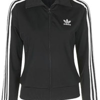 Firebird Tracktop by adidas Originals - Black