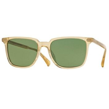 Light Gold Summer Sunglasses