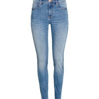 Slim High Superstretch Jeans - from H&M