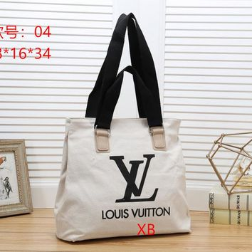 LV Louis Vuitton Women Fashion Satchel Tote Shoulder Bag Handbag
