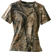 Cabela's: Cabela's Women's 100% Cotton Short-Sleeve Tee