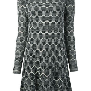 M Missoni crochet knit dress