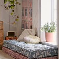 Rohini Textured Daybed Cushion | Urban Outfitters