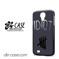 Idiot 5sos Hater For Samsung Galaxy S4 Case Phone Case Gift Present