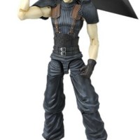 Final Fantasy Crisis Core Play Arts Action Figure Zack Fair