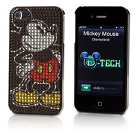 Disney Mickey Mouse Sparkle iPhone 4/4S Case | Disney Store