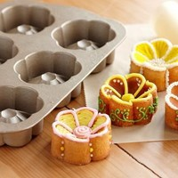 Buttercup Cakelet Pan | Williams-Sonoma