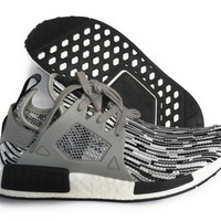 [BY1910] ADIDAS ORIGINALS NMD XR1 PK BLACK GRAY WHITE MENS SNEAKERS SIZE 8