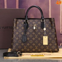 Louis Vuitton LV Women Fashion New High Quality Monogram Leather Shopping Shoulder Bag Handbag