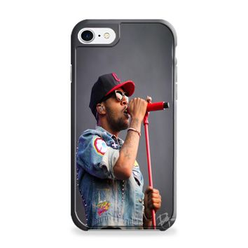 Kid cudi Red mic iPhone 6 | iPhone 6S Case