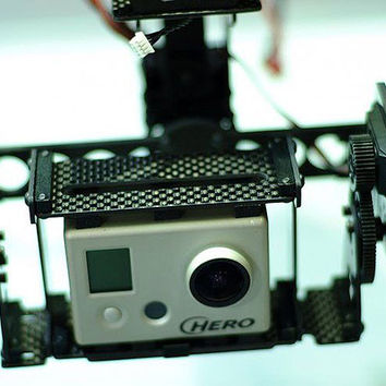 X650V Biaxial Camera Mount(CMGOPRO-TP)