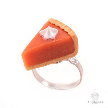 Scented Pumpkin Pie Ring