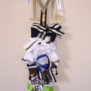 Cheer Bow Wall Holder--Cheer Bow Organizer