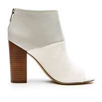 Circus by Sam Edelman North Bootie in Bright White & Sky Grey