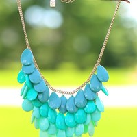 Mint Meltaway Necklace