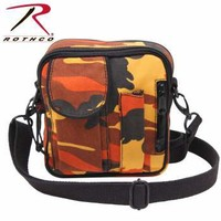 Camo Excursion Organizer Shoulder Bag