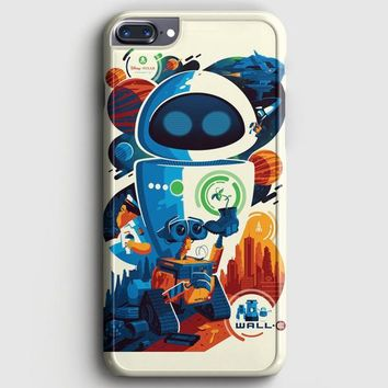 Disney Wall-E Artwork iPhone 7 Plus Case | casescraft