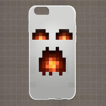 Mac Cool Minecraft Logo iPhone 4/4S, 5/5S, 5C Series Hard Plastic Case