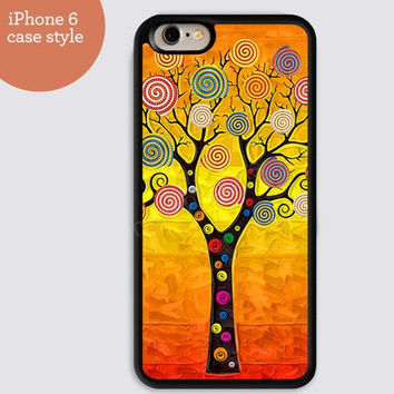 iphone 6 cover,watercolor tree cartoon tree iphone 6 plus,Feather IPhone 4,4s case,color IPhone 5s,vivid IPhone 5c,IPhone 5 case Waterproof 329