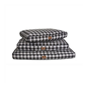 Pendleton Napper Dog Bed — Charcoal Ombre
