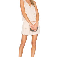 Amanda Uprichard Saranac Dress in Bisque