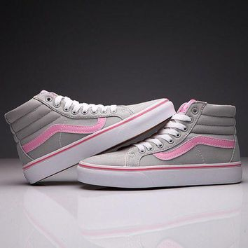 CREYONS Trendsetter VANS SK8-Hi Fashion Flats Ankle Boots Sneakers Sport Shoes