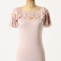 Ruffled Cape Tank - Anthropologie.com