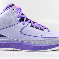 Air Jordan Men's Retro 2 II Iron Purple