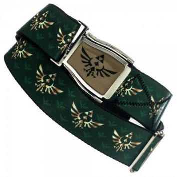 Nintendo Zelda Crosscheck Adjustable Belt