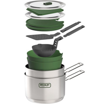 Stanley Adventure Two Pot Prep and Cook Set