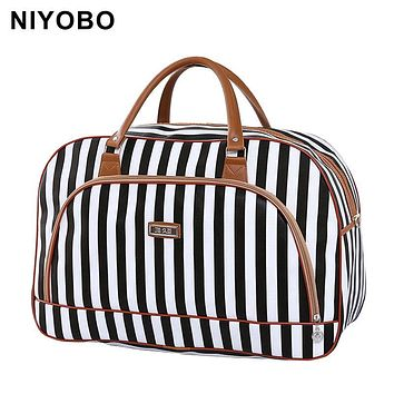Women Travel Bags 2016 Fashion Pu Leather Casual Travel Bags