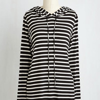 Mid-length Long Sleeve Mid-Morning Lecture Top