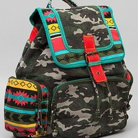 Tigerbear Republik Camo Backpack