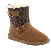 Nova by BEARPAW in color Hickory