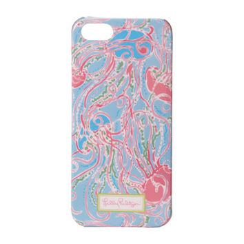 Lilly Pulitzer iPhone® 5 Cover Turquoise Spa Blue Jellies Be Jammin - Zappos.com Free Shipping BOTH Ways