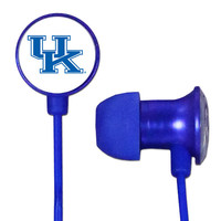 Kentucky Wildcats Scorch Earbuds + Mic with BudBag