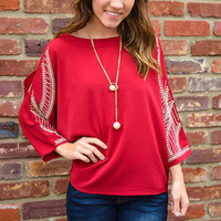 The Charmer Top