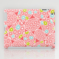 Adrift Seafoam iPad Case by Heather Dutton