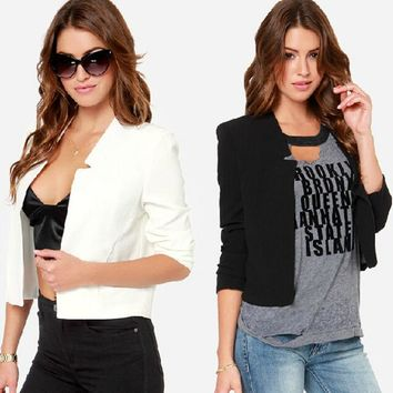 Womens Beautiful Office Work Casual Blazer