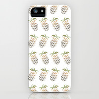 PINA COLADA PARTY iPhone & iPod Case by Monika Strigel
