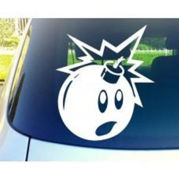 Adam Bomb Sticker the Hundreds Car Window Decal Tablet Decal PC Sticker Automobile Mobile Cellphone Truck Bumper Window Wall Laptop Notebook