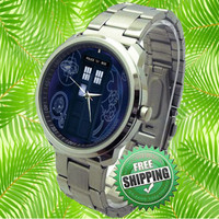 Doctor Who Tardis Sport Watch